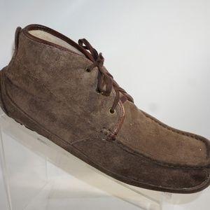 Ugg Australia Lyle Sz 11 Brown Slipper Mens Shoes